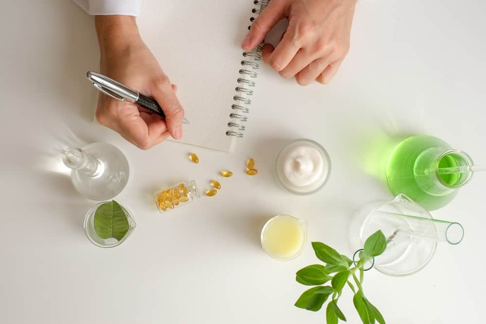 natural skincare formulation course